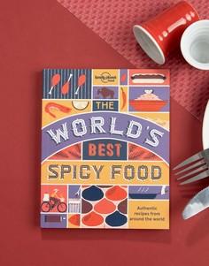 Книга Лучшие в мире острые блюда (англ. Worlds Best Spicy Food - Мульти Books