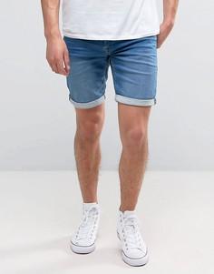 Джинсовые шорты Blend - Синий