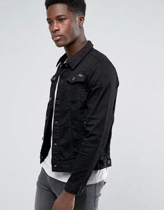 Джинсовая куртка Blend - Черный