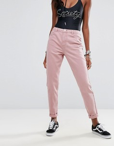 Розовые джинсы Missguided Riot - Розовый