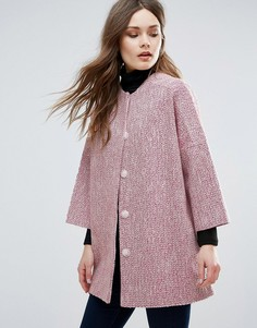 Куртка-кимоно Helene Berman - Розовый