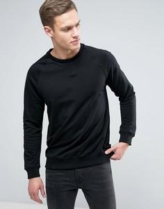Черный свитшот Burton Menswear - Черный