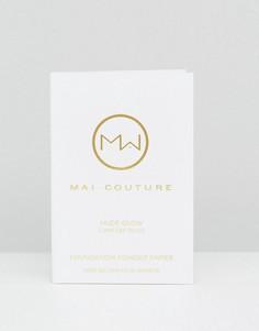 Листы с тональной пудрой Mai Couture - (50 шт. - Бежевый Beauty Extras
