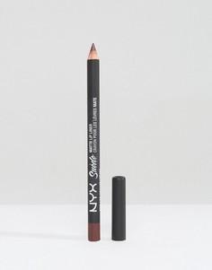 Бархатистый карандаш для губ NYX Professional Makeup - Розовый