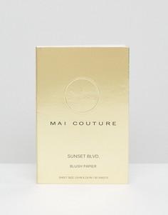 Салфетки с румянами Mai Couture (50 шт. - Медный Beauty Extras
