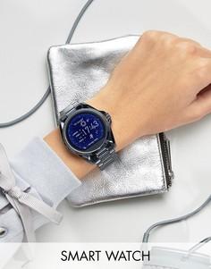 Часы с темно-синим циферблатом Michael Kors MKT5006 - Синий