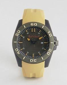 Бежевые часы Timberland Dunbarton - Коричневый
