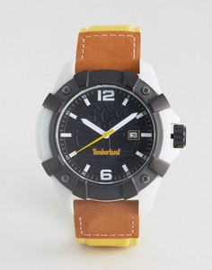 Желтые часы Timberland Chocorua - Коричневый
