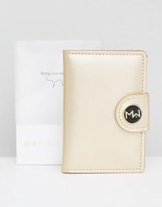 Чехол для косметических салфеток Mai Couture (подходит для 2 наборов салфеток - Желтый Beauty Extras