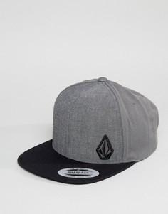Бейсболка Volcom - Серый