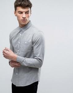 Рубашка из шамбре Another Influence - Серый