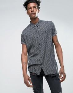 Рубашка Rollas Beach Boy - Серый Rollas