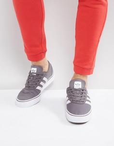 Серые кроссовки adidas Originals Adi-Ease BB8470 - Синий