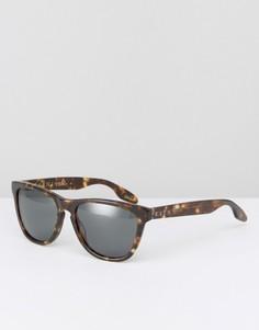 Квадратные солнцезащитные очки Raen Garwood - Коричневый