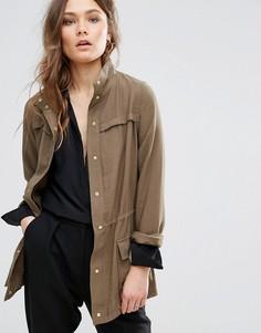 Куртка в стиле милитари New Look - Зеленый
