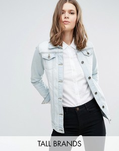 Джинсовая куртка Brave Soul Tall - Синий