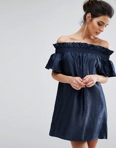 Платье мини Keepsake Sweet Life - Темно-синий