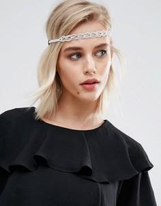 Эластичная повязка на голову New Look - Белый