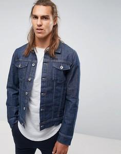 Джинсовая куртка Selected Homme - Синий