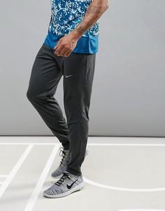 Серые брюки Nike Running 642856-060 - Серый