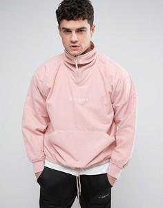 Розовая куртка с короткой молнией Illusive London - Розовый
