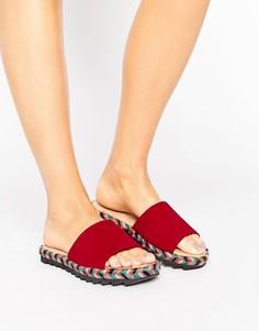 Красные сандалии-эспадрильи Glamorous - Красный