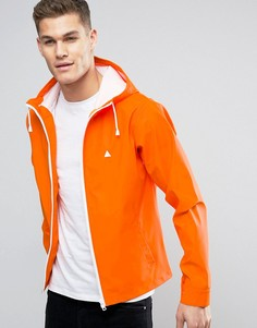 Оранжевая непромокаемая парка с логотипом ASOS - Оранжевый