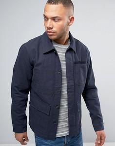 Куртка с карманами Jack & Jones Vintage - Темно-синий
