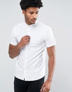 Базовая рубашка-оксфорд D-Struct - Белый