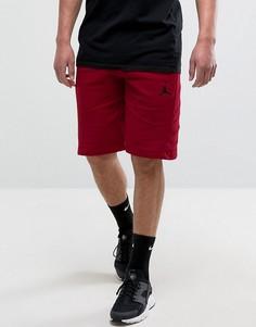 Красные шорты Nike Jordan Flight Lite 809454-688 - Черный