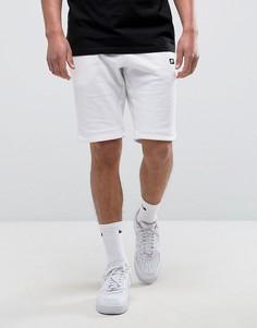 Белые шорты с логотипом Nike Modern Futura 805152-100 - Белый
