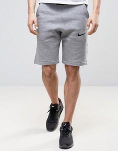 Серые шорты Nike Air Hybrid 833941-091 - Серый
