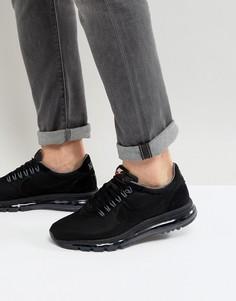 Черные кроссовки Nike Air Max LD-Zero 848624-005 - Черный
