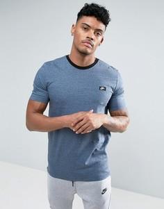 Синяя футболка Nike 684137-436 - Синий