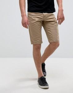 Удлиненные шорты Jack & Jones Intelligence - Светло-серый