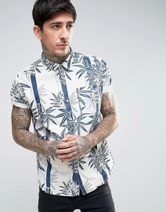 Рубашка Rollas Rhe Sanh - Белый Rollas