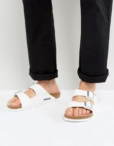 Белые сандалии Birkenstock - Белый
