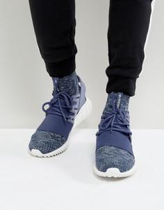 Фиолетовые кроссовки adidas Originals Tubular Doom PK BB2393 - Фиолетовый