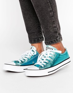 Кеды цвета металлик Converse Chuck Taylor All Star Ox - Мульти