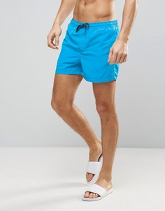 Синие шорты для плавания Jack & Jones - Синий