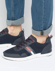 Сетчатые кроссовки для бега Tommy Hilfiger Tobias - Темно-синий