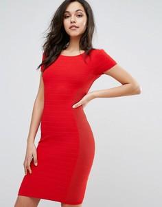 Облегающее платье Supertrash Dasai - Красный