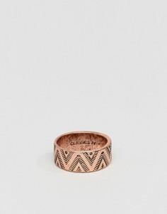 Кольцо медного цвета в ацтекском стиле Classics 77 - Медный