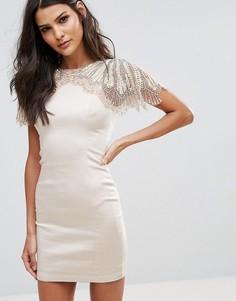 Платье с короткими рукавами A Star Is Born - Розовый