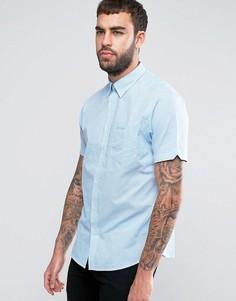 Классическая рубашка в клетку Ben Sherman - Синий