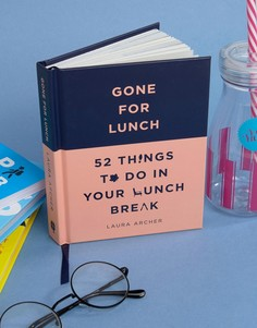 Книга 52 Things to Do On Your Lunch Break - Мульти Books