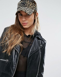 Козырек с леопардовым принтом эксклюзивно для New Era - Мульти