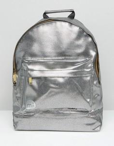 Серебристый рюкзак Mi-Pac - Бежевый