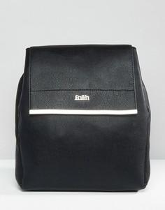 Рюкзак с ручкой-цепочкой Faith - Черный