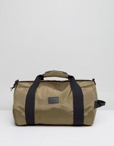 Зеленая сумка с черной отделкой ASOS - Зеленый